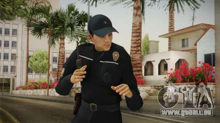 Turkish Police Officer Long Sleeves v2 pour GTA San Andreas