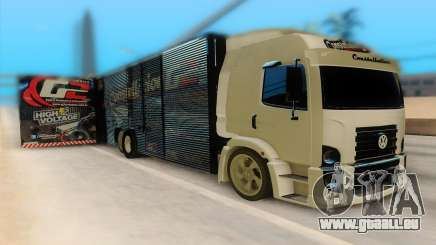 Volkswagen Constellation für GTA San Andreas