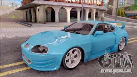 Toyota Supra MK4 NFSUC Tuning für GTA San Andreas