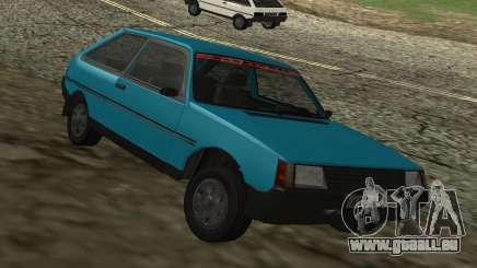 ZAZ 1102 Tavria für GTA San Andreas