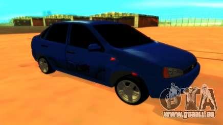 Lada Kalina für GTA San Andreas