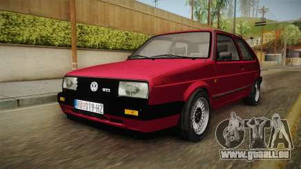 Volkswagen Golf Mk2 J für GTA San Andreas