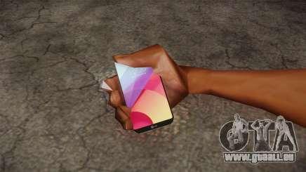 LG G6 pour GTA San Andreas