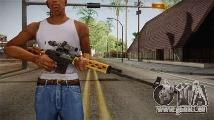 SVD Dragunov pour GTA San Andreas