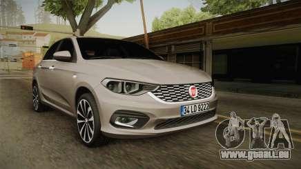 Fiat Egea Tipo 2016 für GTA San Andreas