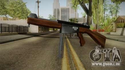 Ingram Model 6 SMG pour GTA San Andreas