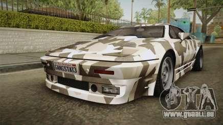 GTA 5 Ocelot Ardent PJ3 für GTA San Andreas