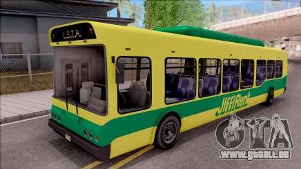 GTA V Brute Bus für GTA San Andreas