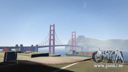 San Fierro DLC BETA 1.1 für GTA 5