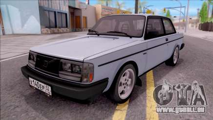 Volvo 242 InterCooler Turbo pour GTA San Andreas