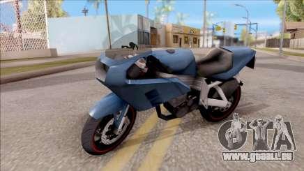 FCR-900 BIELAKWORKSHOP pour GTA San Andreas