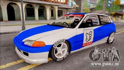 Honda Civic EG Kanjo für GTA San Andreas