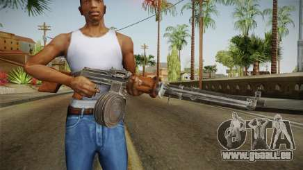 Battlefield Vietnam - RPD Light Machine Gun pour GTA San Andreas