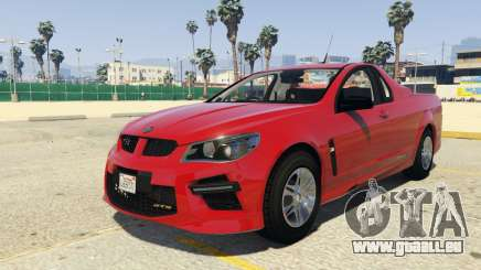 HSV Limited Edition GTS Maloo für GTA 5