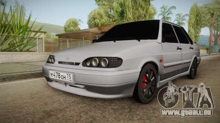 ВАЗ 2115 Lumière Tuning pour GTA San Andreas