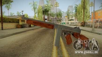 Thompson M1A1 pour GTA San Andreas