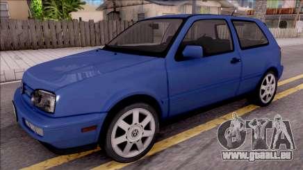 Volkswagen Golf GTI VR6 1998 für GTA San Andreas