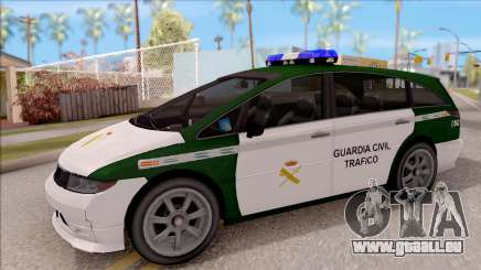 Dinka Perennial MPV Spanish Police pour GTA San Andreas
