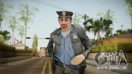 Driver PL Police Officer v4 pour GTA San Andreas