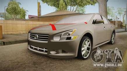 Nissan Maxima 2011 pour GTA San Andreas