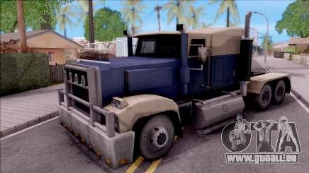 Custom Roadtrain für GTA San Andreas