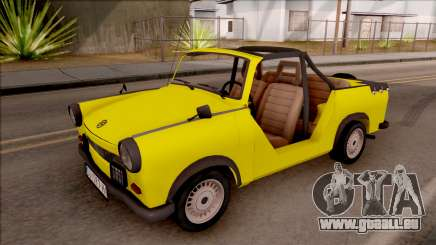 Trabant 601 Kübelwagen pour GTA San Andreas