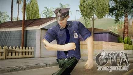 Driver PL Police Officer v3 pour GTA San Andreas