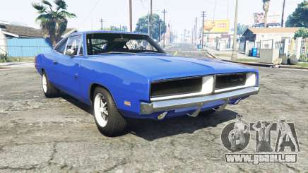 Dodge Charger RT (XS29) 1969 v1.2 [add-on] für GTA 5