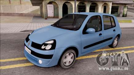 Renault Clio v2 für GTA San Andreas