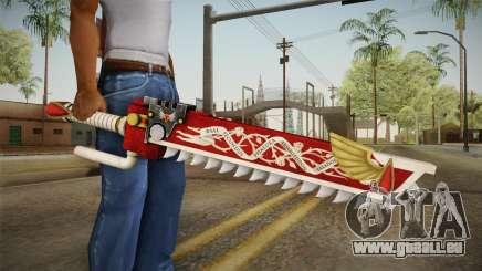 W40K: Deathwatch Chain Sword v4 pour GTA San Andreas