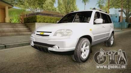 Chevrolet Vitara pour GTA San Andreas
