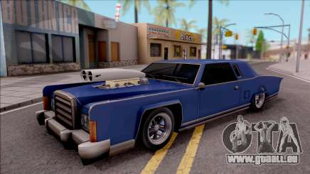 New Remington Supercharged für GTA San Andreas