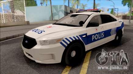 Ford Taurus Turkish Security Police für GTA San Andreas