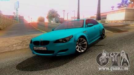 BMW M5 E60 JoRick für GTA San Andreas