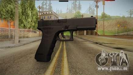 Glock 17 3 Dot Sight Blue für GTA San Andreas