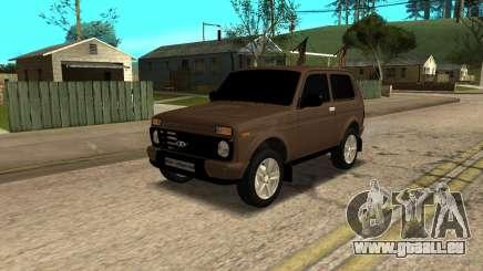 Niva Urban für GTA San Andreas