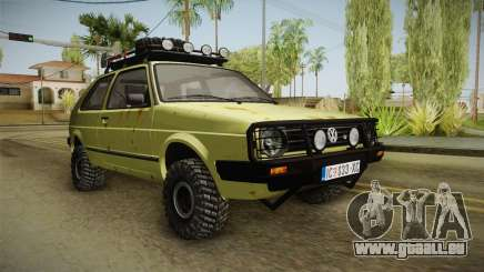 Volkswagen Golf Mk2 Country pour GTA San Andreas