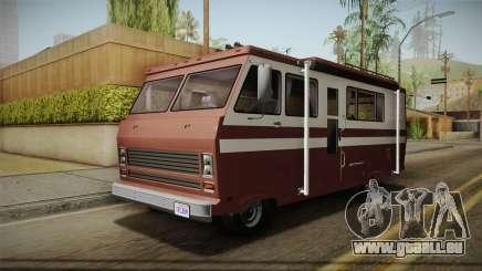 GTA 5 Zirconium Journey Cleaner pour GTA San Andreas