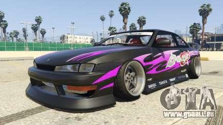 Nissan Silvia S14 Kouki BN Sports für GTA 5