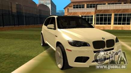 BMW X5M v1.2 für GTA San Andreas