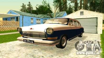 GAZ 21 Limousine v2.0 pour GTA San Andreas