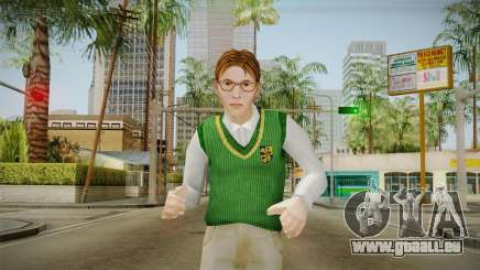 Donald Anderson from Bully Scholarship für GTA San Andreas