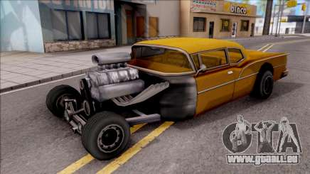 Tornado Rat Rod pour GTA San Andreas