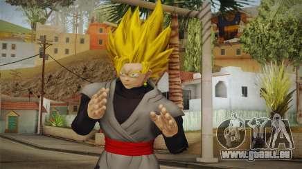 DBX2 - Goku Black SSJ2 v2 pour GTA San Andreas