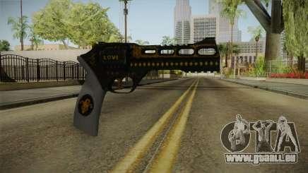 Harley Quinn Pistol pour GTA San Andreas