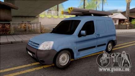 Citroen Berlingo Mk2 Van für GTA San Andreas