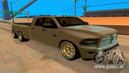 Dodge Ram 3500 für GTA San Andreas