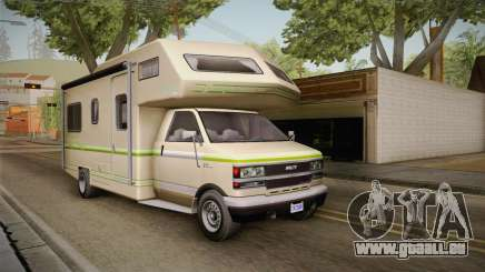 GTA 5 Brute Camper für GTA San Andreas