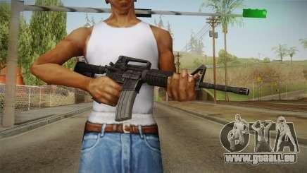 Colt M4A1 pour GTA San Andreas