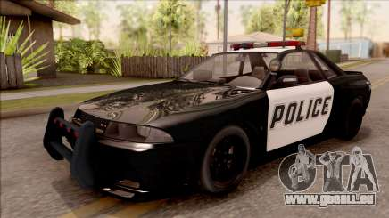 GTA V Annis Elegy Retro Interceptor IVF für GTA San Andreas